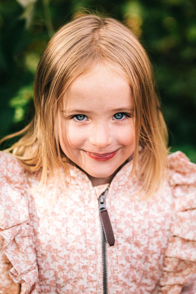 Portrætfoto barn