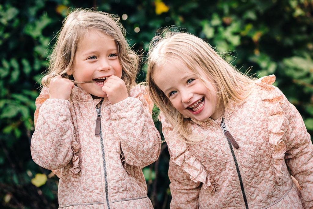Søskende billeder fra børnehave